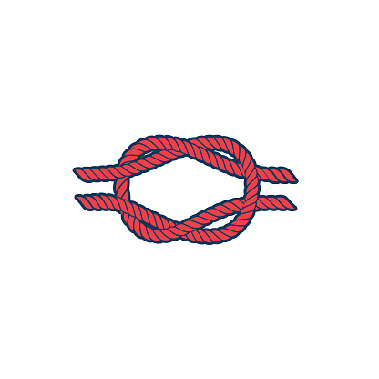Nautical Icon - Rope Knot