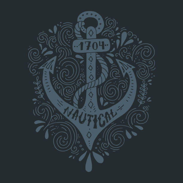 Nautical Rope Font