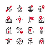 Vector icon set. Files included: Vector EPS 10, HD JPEG 4000 x 4000 px