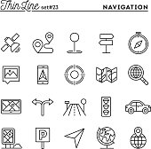 Navigation, direction, maps, traffic and more