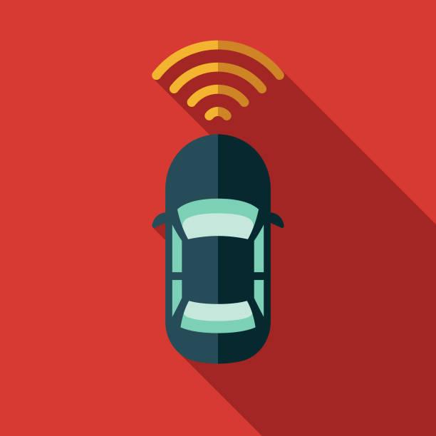 ilustraciones, imágenes clip art, dibujos animados e iconos de stock de icono de mapa de navegación gps - vehículos sin conductor