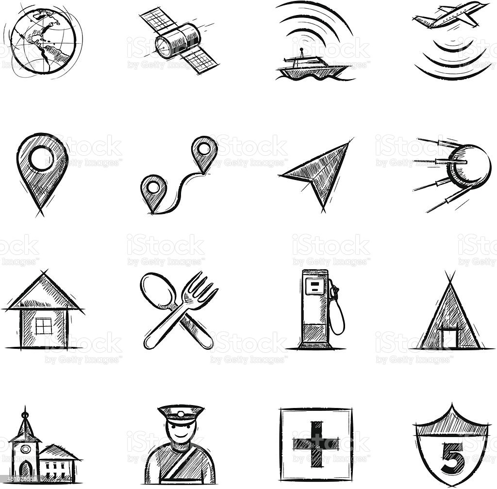 Navigation, Teil 2 – Vektorgrafik