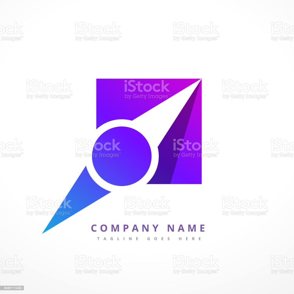navigation pointer business icon design illustration