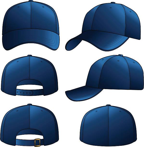 Navy Cap vector art illustration