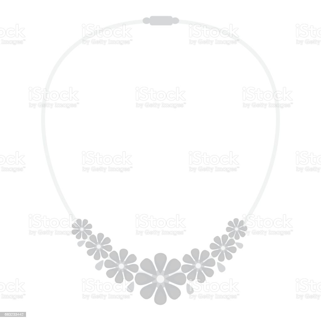 Necklace icon of vector illustration for web and mobile royalty-free necklace icon of vector illustration for web and mobile 0명에 대한 스톡 벡터 아트 및 기타 이미지