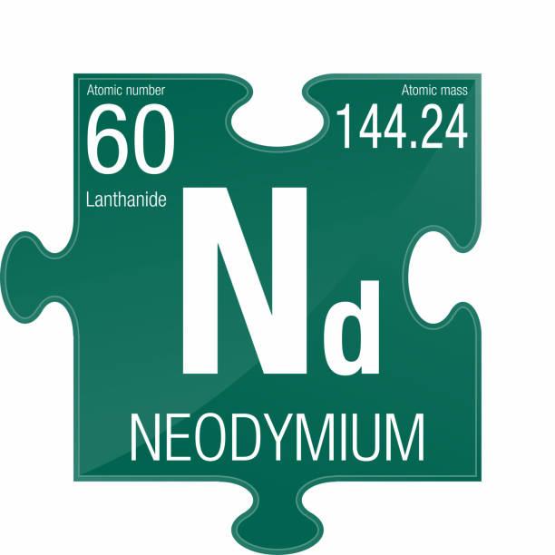Royalty Free Neodymium Clip Art Vector Images Illustrations Istock