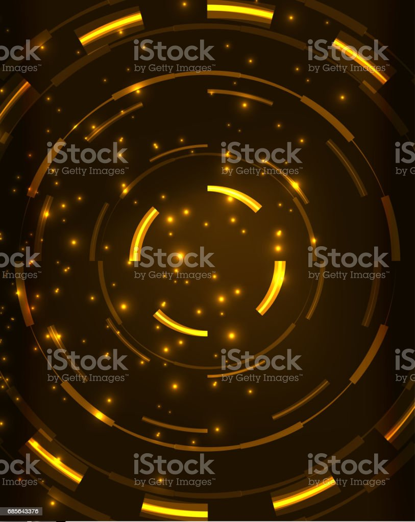 Neon circles abstract background royalty-free neon circles abstract background 기업 재무와 산업에 대한 스톡 벡터 아트 및 기타 이미지