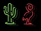 neon lights for bar