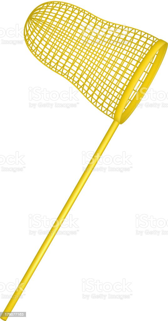 Net in golden design royalty-free stock vector art