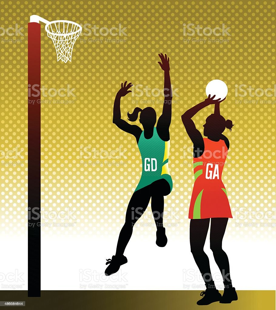 how to play netball youtube