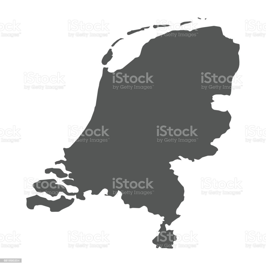 Netherlands vector map stock vector art more images of belize netherlands vector map royalty free netherlands vector map stock vector art amp more gumiabroncs Choice Image