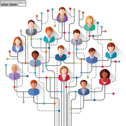 Network abstract tree