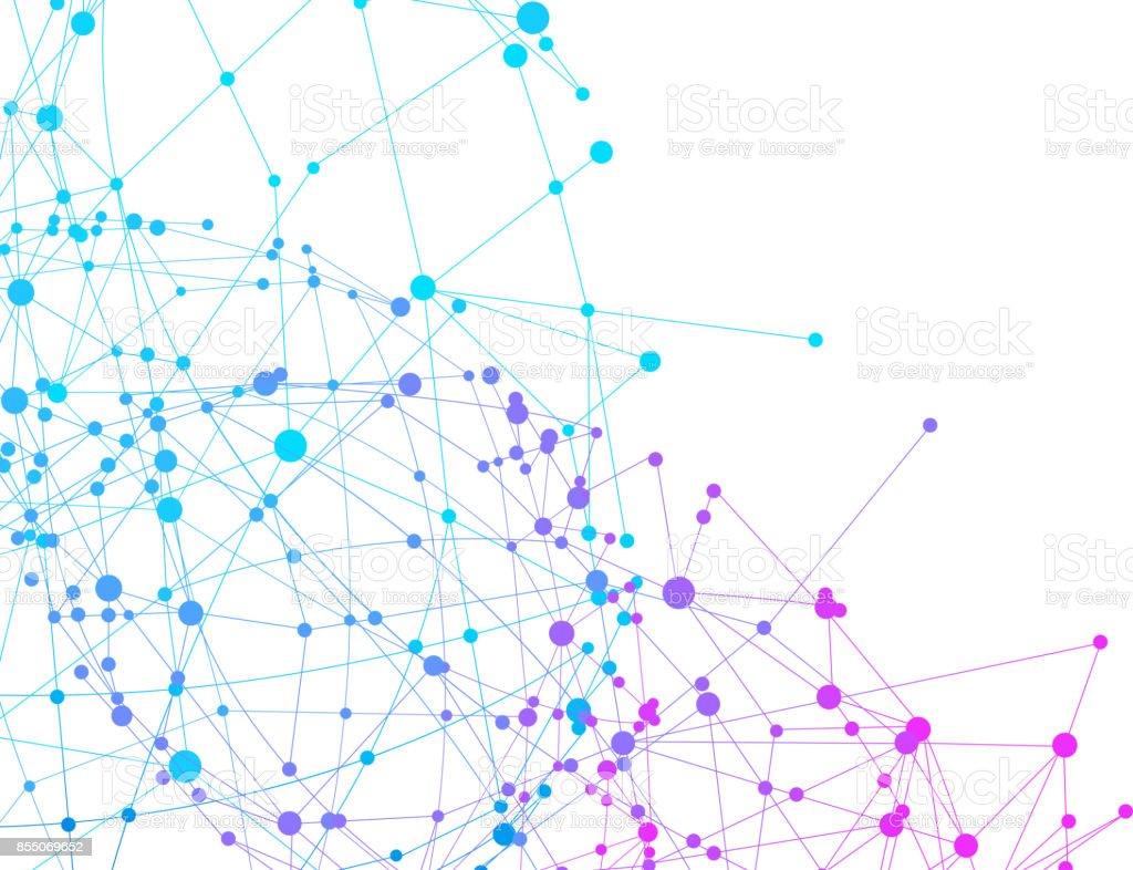 Segurança de rede - ilustração de arte em vetor