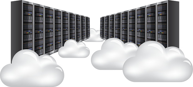 Network Server and cloud computing