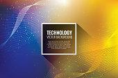 Technology, Data, Number, Internet, Banner - Sign