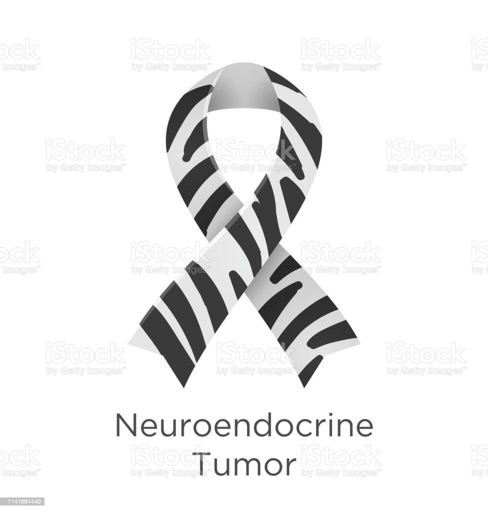 neuroendocrine cancer ribbon tattoos