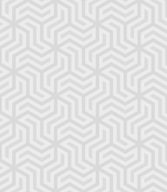Neutral Gray Seamless Pattern Neutral Gray Seamless Pattern For Web Design fabric swatch stock illustrations