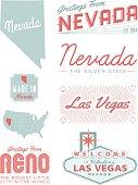 Nevada Typography