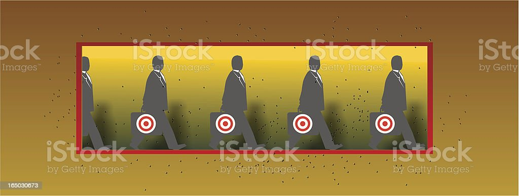 new accounts - vector business concept illustration royalty-free stock vector art