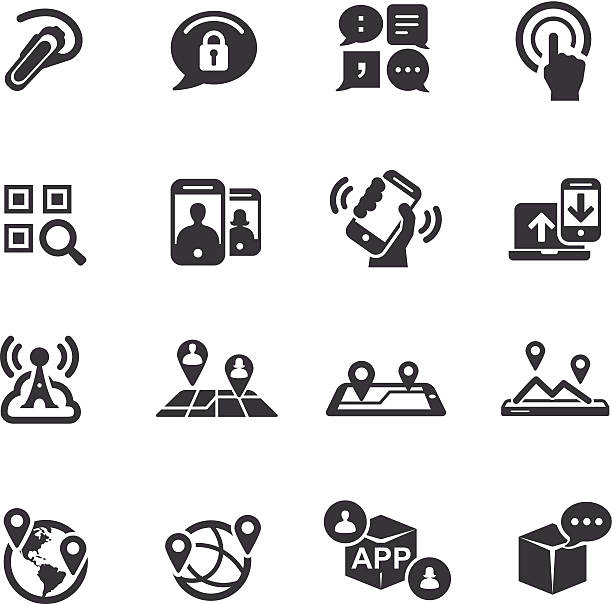 Royalty Free Bluetooth Symbol Clip Art, Vector Images