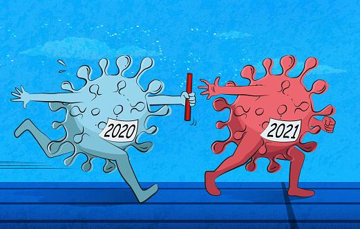 A New Coronavirus Strain with Mutations