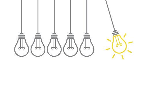 New Creative Idea Concept clipart