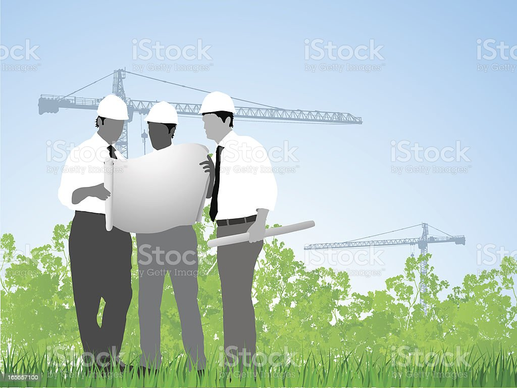 New development royalty-free new development stock vector art & more images of architect