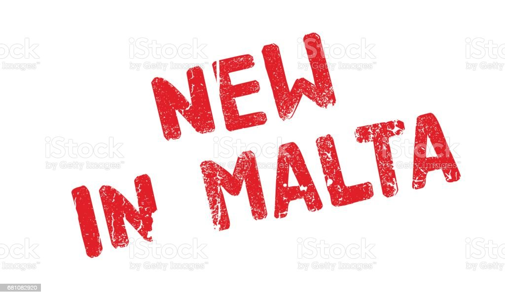 New In Malta rubber stamp royalty-free new in malta rubber stamp stock vector art & more images of aden