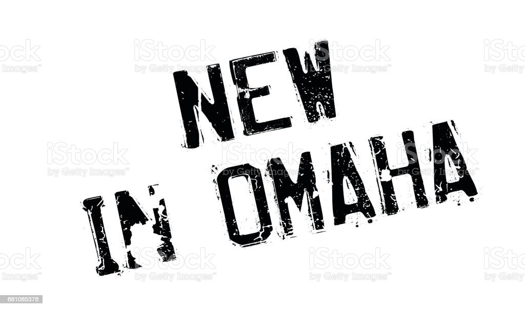 New In Omaha rubber stamp royalty-free new in omaha rubber stamp stock vector art & more images of concepts
