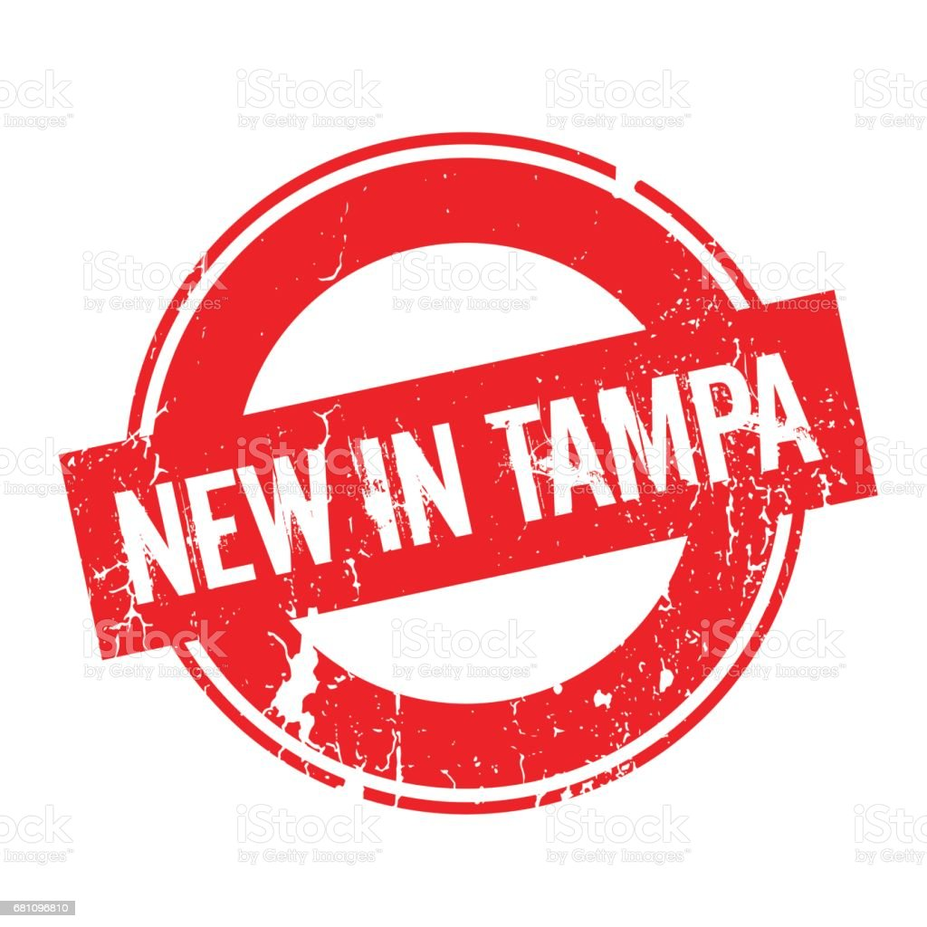 New In Tampa rubber stamp royalty-free new in tampa rubber stamp stock vector art & more images of beak