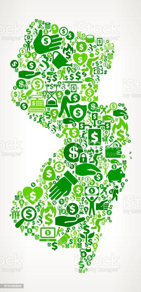 New Jersey para ve Finans yeşil vektör simge arka plan royalty-free new jersey para ve finans yeşil vektör simge arka plan stok vektör sanatı & abd'nin daha fazla görseli