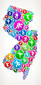 istock New Jersey People Motion Fitness Icon Background 962012638