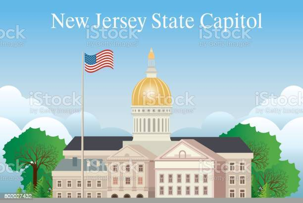 New jersey state capitol vector id802027432?b=1&k=6&m=802027432&s=612x612&h=i eb2tuy1g8dmvfw00ibsbiytbiwtncys mypik2iku=