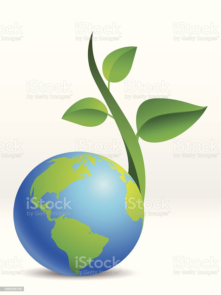 New life of earth royalty-free new life of earth stock vector art & more images of change