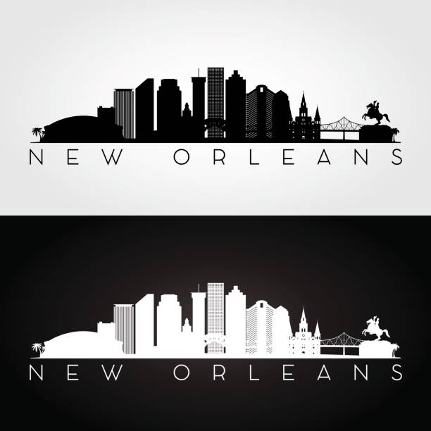 Royalty Free New Orleans Clip Art, Vector Images ...