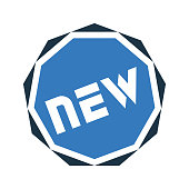 Well organized and fully editable New sticker, new offer sign icon for any use like print media, web, stock images, commercial use or any kind of design project. Hope this icon help you. Thanks for using it.