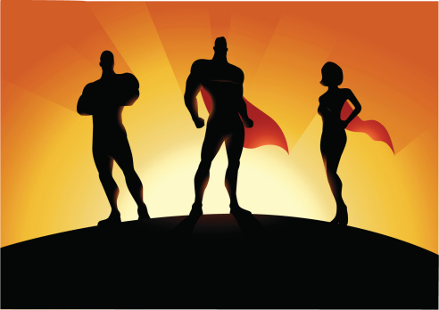 New Superhero Team