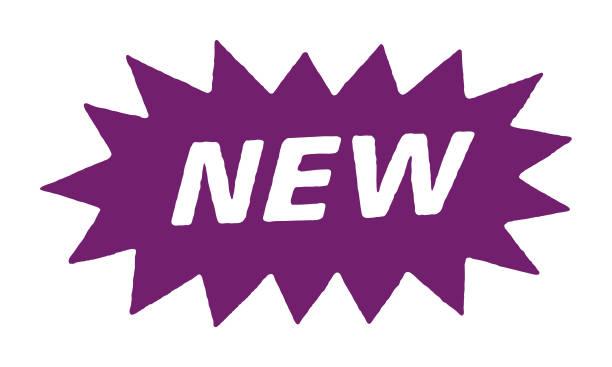 ilustrações de stock, clip art, desenhos animados e ícones de new - new