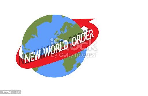 istock New world order. 1224161908