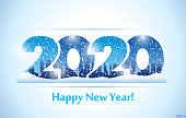New Year 2020 in Snow City Style