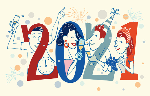 New Year 20´s