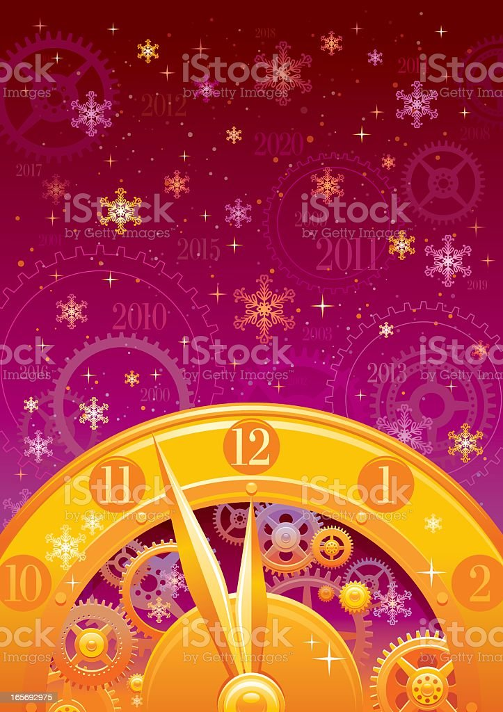 New Year background royalty-free new year background stock vector art & more images of 2010