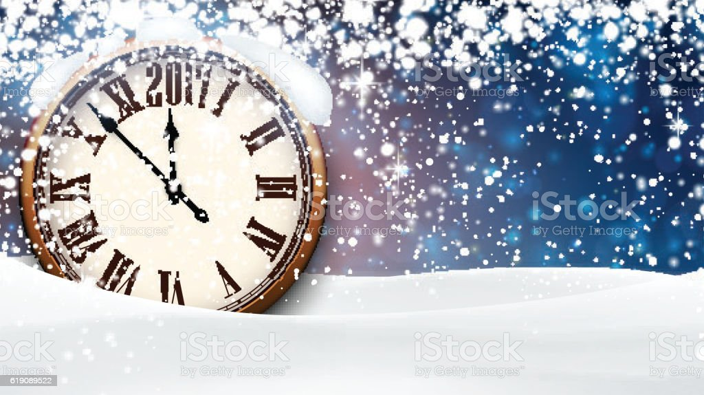 2017 new year background with clock royalty free 2017 new year background with clock