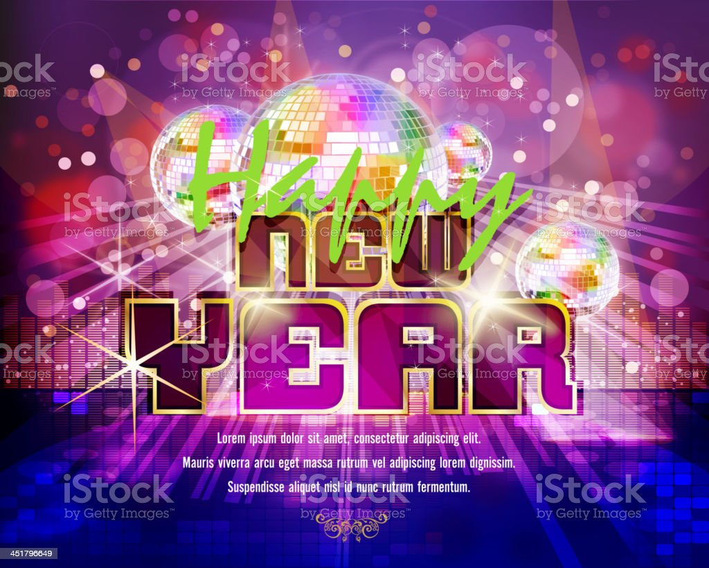 New Year Celebrations Background royalty-free new year celebrations background stock vector art & more images of alphabet