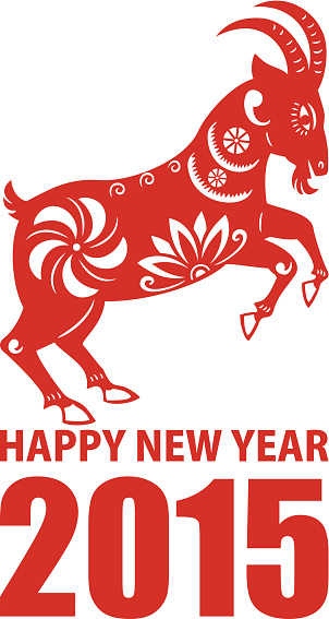 New Year Goat 2015