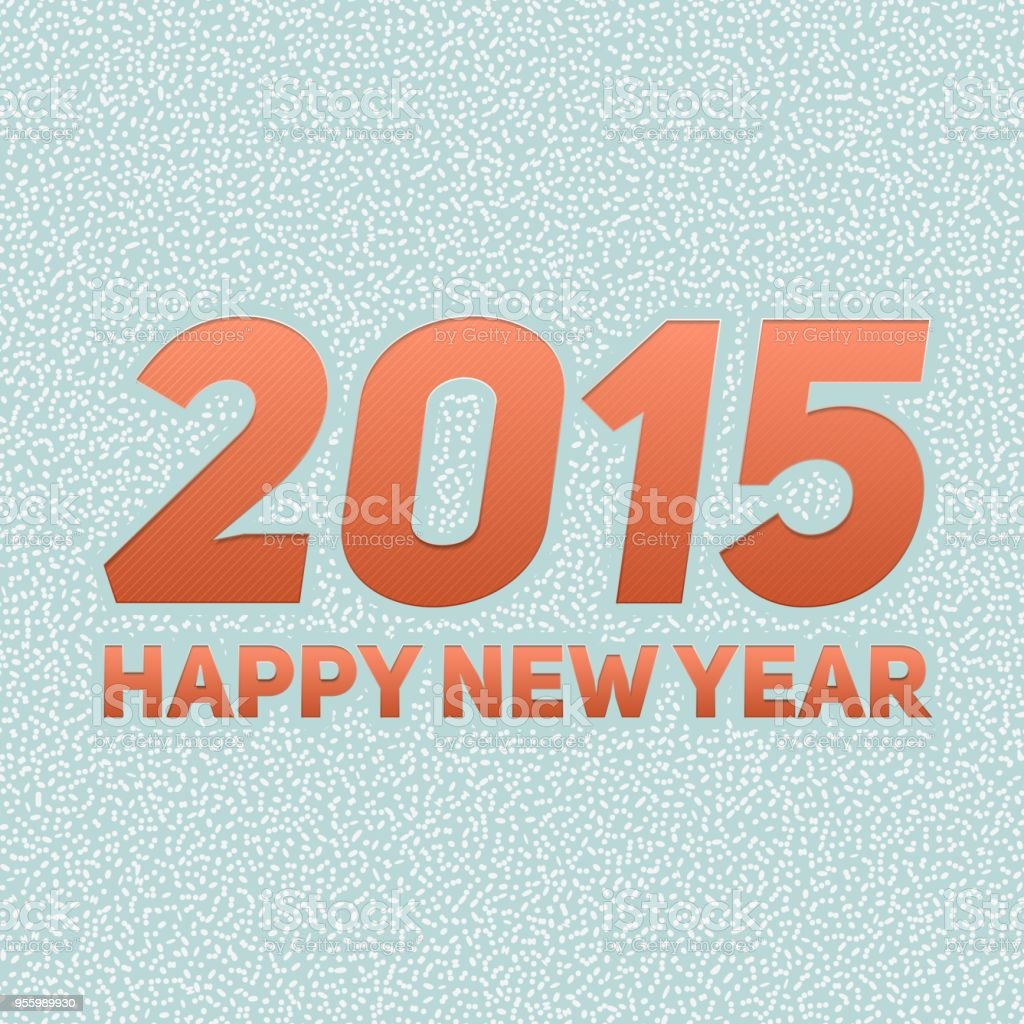2015 new year greeting card abstract composition stock vector art 2015 new year greeting card abstract composition royalty free 2015 new year greeting m4hsunfo