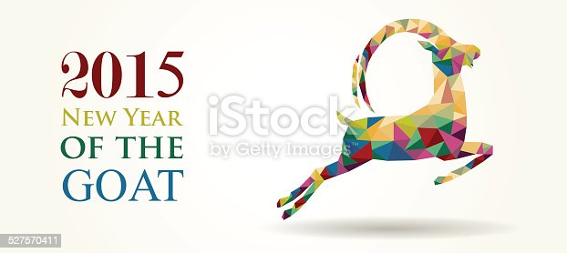 istock New Year of the Goat 2015 website banner 527570411