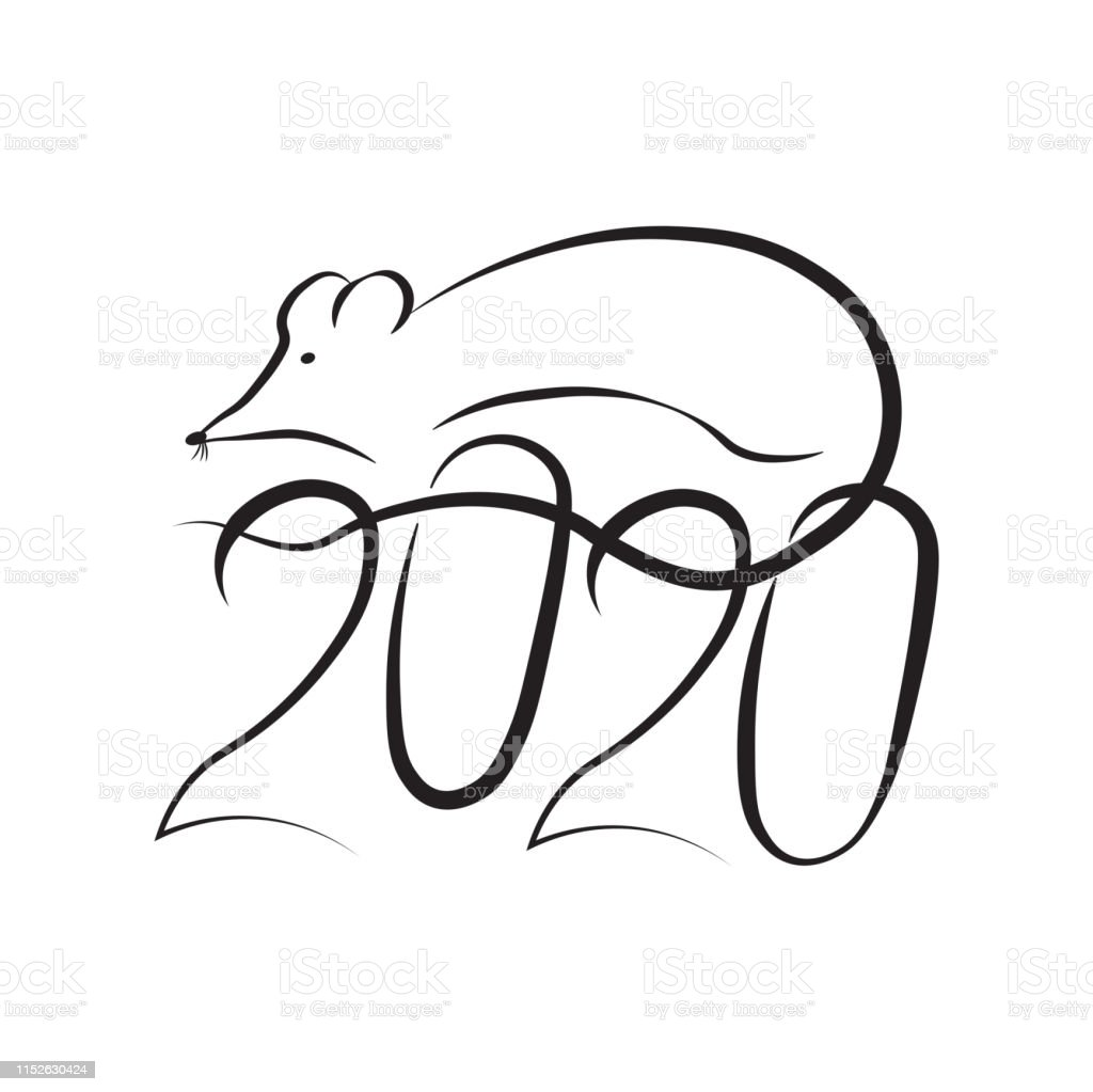 New Year Of The Rat On The Eastern Astrological Calendar And The
