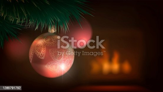 istock New year or christmas balls 1285791752