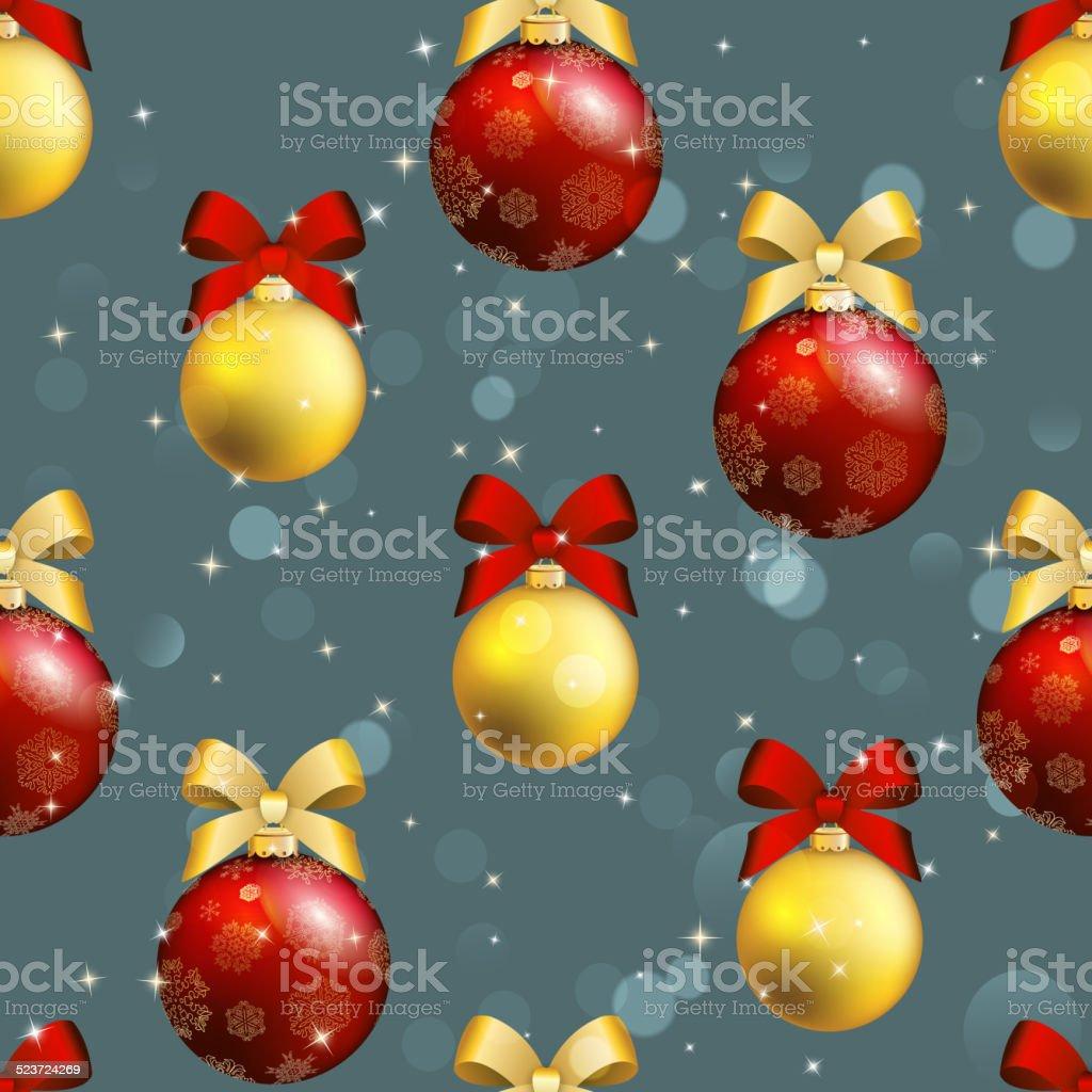 新年のパターンをお楽しみいただけますクリスマスの壁紙にリボン
